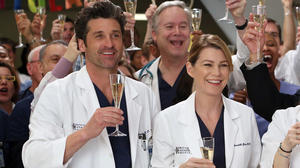 ¡Grey's anatomy es la favorita!