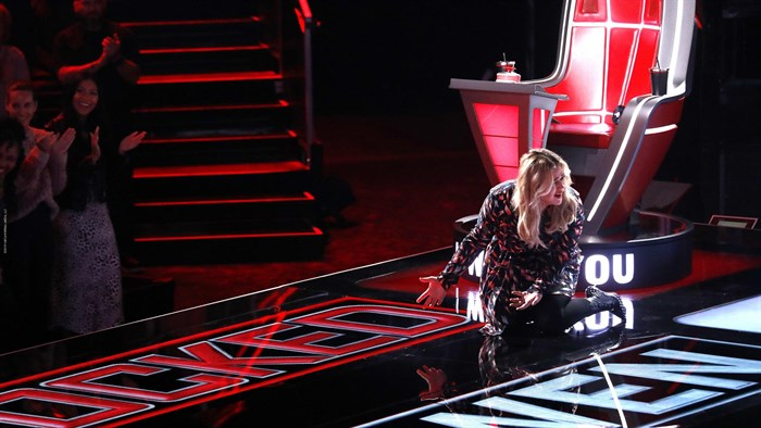 The Voice - The Blind Auditions, Part 4
